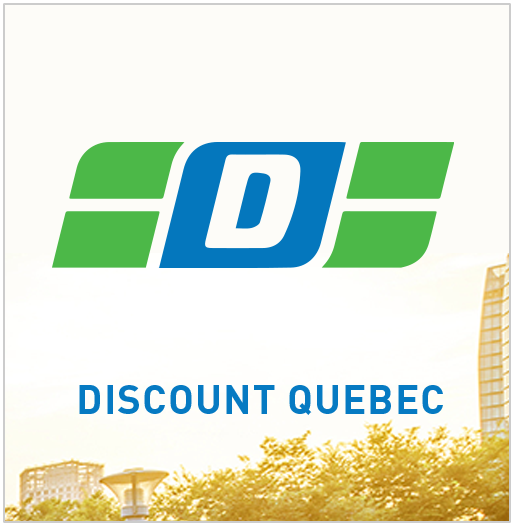 Discount Quebec
