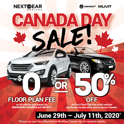 Next Gear Capital Promo July