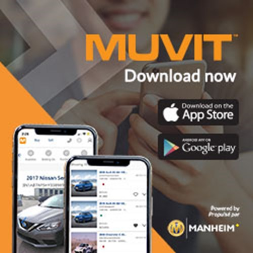 MUVIT Online Dealer Car Auction APP